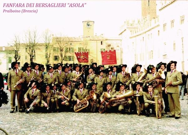 "Fanfara ""Asola"" di Pralboino (Brescia)"