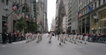 La Fanfara al Columbus Day a NEW YORK
